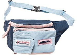 """KITH x Columbia - Pochete Sling Pack  Popo """"Navy"""""""