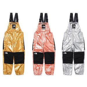 ENCOMENDA - Supreme x The North Face - Macacão Metallic Mountain