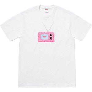 ENCOMENDA - SUPREME - Camiseta Tv
