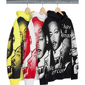 ENCOMENDA - SUPREME - Moletom Martin Luther King