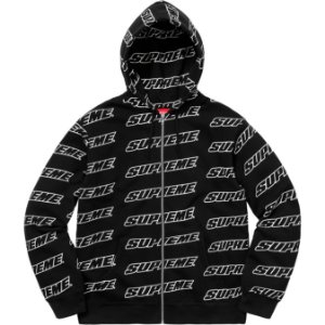 ENCOMENDA - SUPREME - Repeat Zip Up