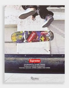 SUPREME - Livro Supreme Rizzoli New York