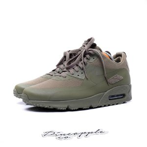 "Nike Air Max 90 SneakerBoot Patch ""Olive"""