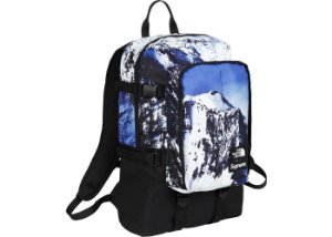 ENCOMENDA - Supreme x The North Face - Mochila Mountain Expedition