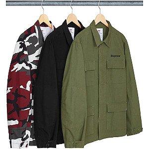 ENCOMENDA - Supreme x Hellraiser - Camisa BDU