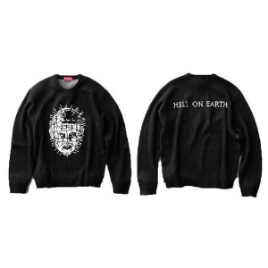 ENCOMENDA - Supreme x Hellraiser - Suéter Hell On Earth