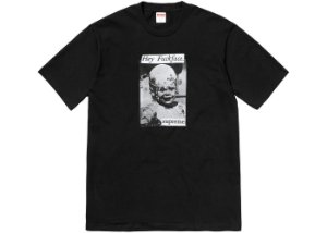 ENCOMENDA - SUPREME - Camiseta Fuck Face