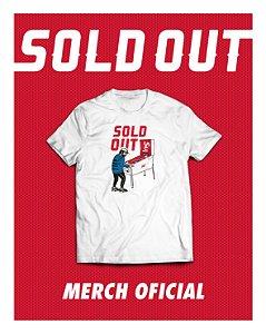 """SOLD OUT - Camiseta 3° Edição """"White"""""""