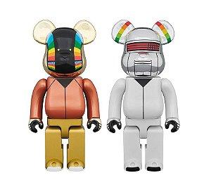 ENCOMENDA - Bearbrick - Daft Punk Discovery 400%