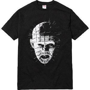 "Supreme x Hellraiser - Camiseta Pinhead ""Black"""
