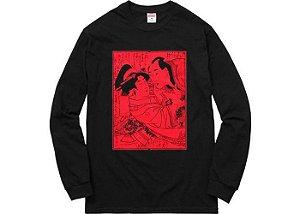 "Supreme x Sasquatchfabrix - Camiseta Shunga ""Black"""