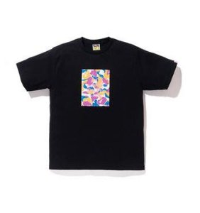 "Bape x Anti Social Social Club - Camiseta LA Exclusive ""Black"""