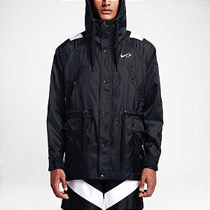 "Nike x Riccardo Tisci - Jaqueta Small R.T Logo""Black"""
