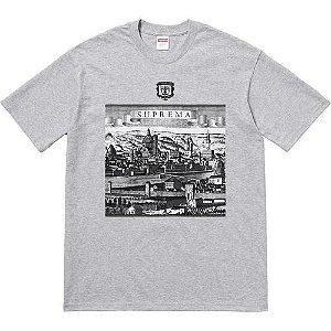 "SUPREME - Camiseta Fiorenza ""Grey"""