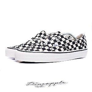 """Vans Vault OG Era LX Checkerboard """"White/Black"""""""