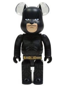 ENCOMENDA - BEARBRICK - BATMAN DARK KNIGHT VERSION 400%