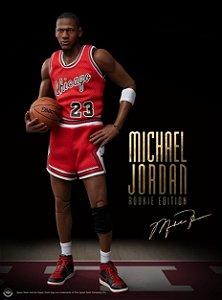 ENCOMENDA  - Enterbay - Michael Jordan Rookie 1/6