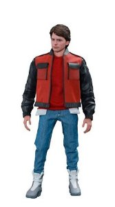 ENCOMENDA  - Hot Toys - Back To The Future II Marty McFly 1/6