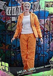 ENCOMENDA - Hot Toys - Suicide Squad Harley Quinn Prisoner 1/6