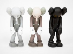 ENCOMENDA - KAWS - Small Lie - Set Of 3