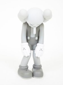 ENCOMENDA - KAWS - Small Lie - (Grey)