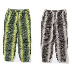 ENCOMENDA - Supreme x The North Face - Calça Taped Seam Snakeskin