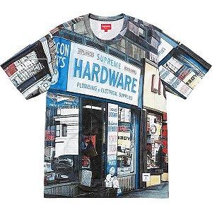 ENCOMENDA - SUPREME - Camiseta Hardware
