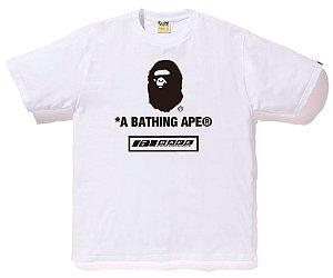 ENCOMENDA - BAPE - Camiseta 1993 BAPE FOOTBALL COLLECTION