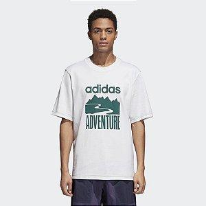"""adidas - Camiseta Adventure """"White"""""""