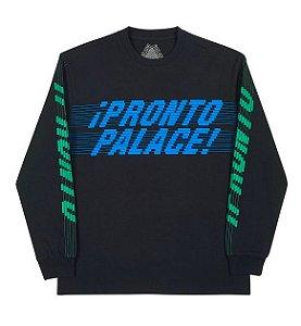 ENCOMENDA - PALACE - Camiseta Manga Longa Pronto