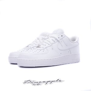 "Nike Air Force 1 Low ""White"" (WMNS)"