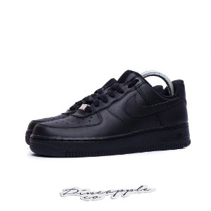 "Nike Air Force 1 Low ""Black"" (WMNS/Y)"