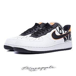 "Nike Air Force 1 Low '07 LV8 NBA ""White/Orange"""