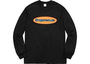 ENCOMENDA - SUPREME - Camiseta Manga Longa Ripple