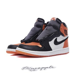 "Nike Air Jordan 1 Satin ""Shattered Backboard"""