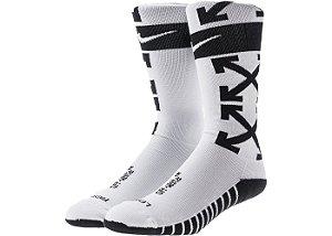 "ENCOMENDA - Nikelab x OFF-WHITE  - Meias FB ""White"""