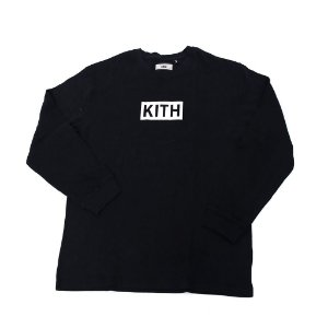 "KITH - Camiseta Box Logo ""Black"""