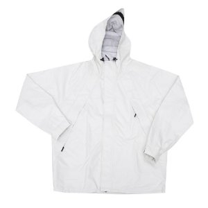"SUPREME - Jaqueta Taped Seam ""White"""
