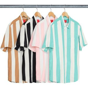 ENCOMENDA - SUPREME - Camisa Wide Stripe