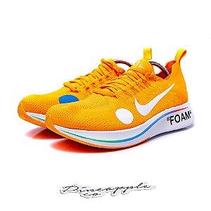 "Nike Zoom Fly Mercurial x OFF-WHITE ""Orange"""