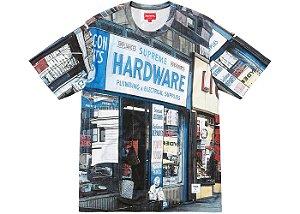 SUPREME - Camiseta Hardware