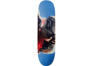 SUPREME - Shape E.T. Skateboard Deck