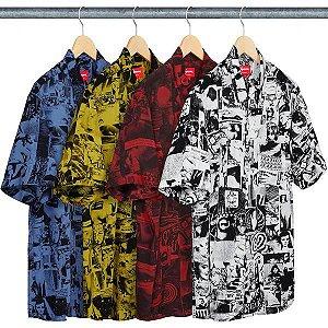ENCOMENDA - SUPREME - Camisa Vibrations Rayon