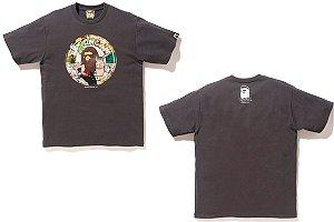 ENCOMENDA - BAPE x Popeye - Camiseta Comic BWS