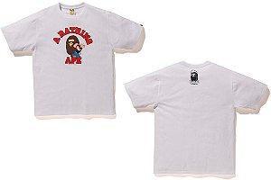 ENCOMENDA - BAPE x Popeye - Camiseta College #2