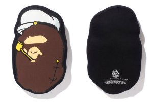 ENCOMENDA - BAPE x Popeye - Travesseiro APE HEAD Cushion