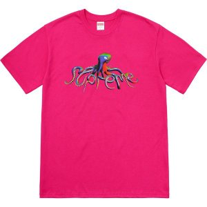 ENCOMENDA - SUPREME - Camiseta Tentacles