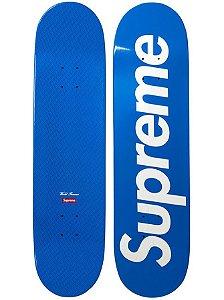 SUPREME - Shape OG Supreme Logo Skateboard Deck