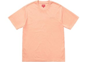 "SUPREME - Camiseta Overdyed ""Peach"""
