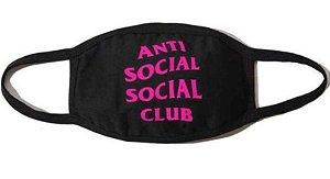 "ANTI SOCIAL SOCIAL CLUB - Máscara Logo ""Black"""